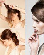Hacimli At Kuyruğu Saç Modelleri, Nasıl Yapılır?