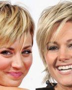 Kırpık Kısa Saç Modelleri