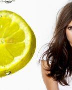 Limonun Saçlara Faydası Var Mı?
