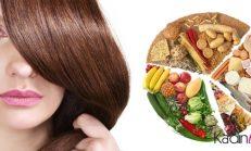 Sağlıklı Saçlar İçin Doğru Beslenme Programı