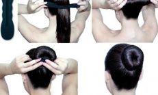 Topuz Saç Süngeri Nasıl Kullanılır?