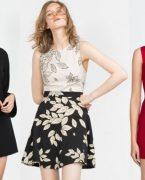 İlkbahar Yaz Trendleri: Zara Mini Elbise Modelleri 2018-2019