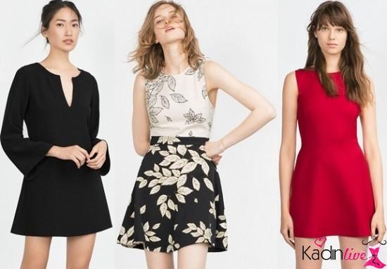 7fc4191818170 Zara 2018-2019 ilkbahar yaz koleksiyonun da şık tasarımlı sezonun trendleri  arasında olan zara imzalı mini elbise modellerini sizler için seçtik…