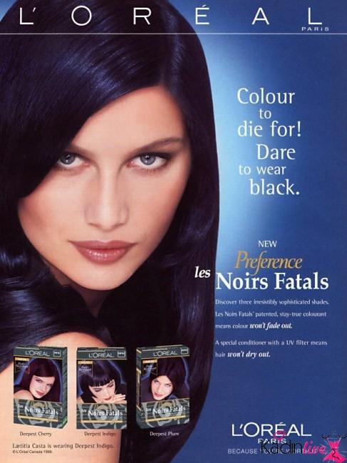 Mavi Siyah Sac Rengi Hangi Tene Ve Kime Yakisir Kadinlive Com