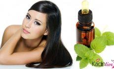 Nane Yağının Saça Faydası ve Kullanımı