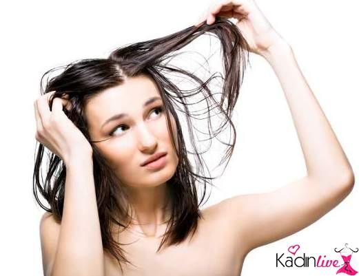 Saçın Yağlı Görünmemesi İçin Ne Yapmalı?