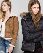 2018-2019 Sonbahar Kış Bershka Ceket ve Mont Modelleri