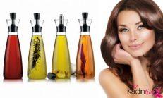 Bitkisel Doğal Yağlarla Saç Bakımı Nasıl Yapılır?