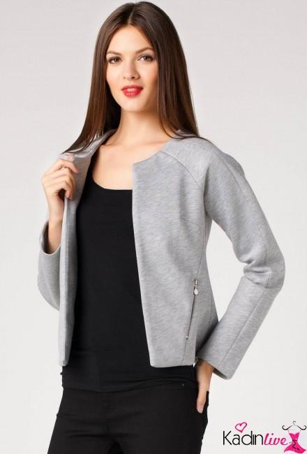 Yeni Sezon Defacto Kadın Modern Blazer Ceket Modelleri
