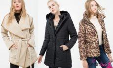 Sonbahar Kış Koton Mont ve Kaban Modelleri 2018-2019