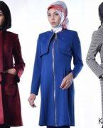 2018-2019 Sonbahar Kış Tekbir Giyim Tesettür Kıyafet Modelleri