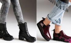 Sonbahar Kış İnci Bayan Bot ve Ayakkabı Modelleri 2018-2019