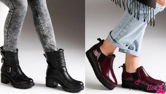 db3904074813c Sonbahar Kış İnci Bayan Bot ve Ayakkabı Modelleri 2018-2019 ...