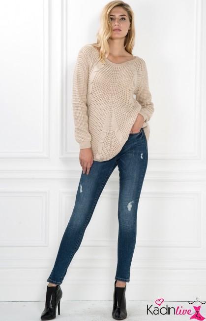 Adil Işık (adL) Ajurlu Kışlık Tunik Modelleri