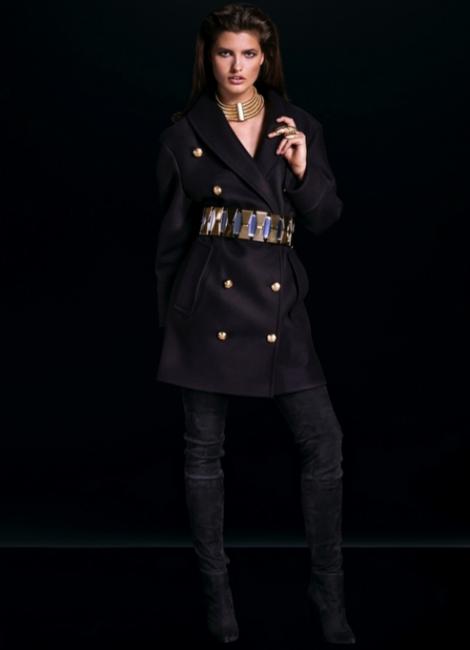 Balmain x H&M Kemer Detaylı Ceketler