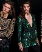 2018-2019 Balmain x H&M Kıyafet Koleksiyonu