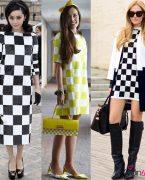Trend Alarmı: Dama Desenli Kıyafetler