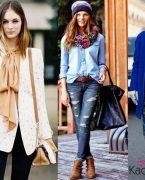 Sezon Trendi: Fular Yaka Bluz