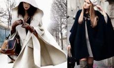 2018-2019 Sonbahar Kış Modası: Panço Kombinleri