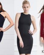 Kalem Elbise Modelleri 2018-2019