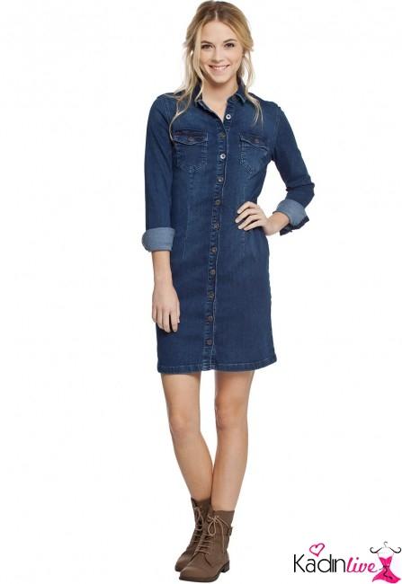 Hamile Kot Elbise Modelleri 2019 Modası