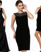 Tozlu Giyim Abiye Elbise Modelleri 2018-2019