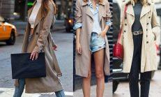 Trençkot Nasıl Giyilir ve Kombinlenir