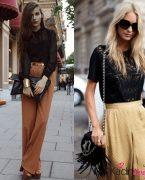 Yüksek Bel Kot Pantolonlar Nasıl Giyilir?