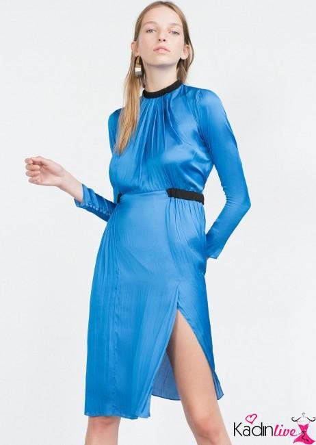 Zara Özel Tasarım Elbise Modelleri