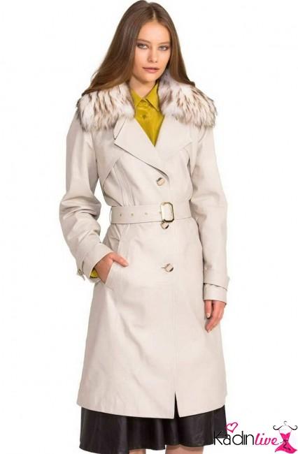 Sonbahar Kış Derimod Bayan Deri Giyim Koleksiyonu 2019-2019 63