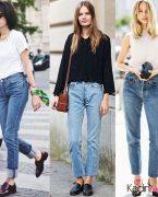 Mom Jean Modelleri ve Kombinleri