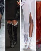 2018-2019 Sonbahar Kış Trendleri: Ayakkabı Modası