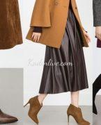 Sonbahar Kış Zara Çizme ve Bot Modelleri 2018-2019