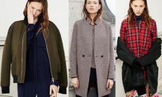 Sonbahar Kış Zara Kaban ve Mont Modelleri 2018-2019