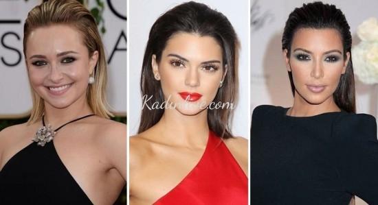 Islak Saç Modelleri 2016 Trendleri