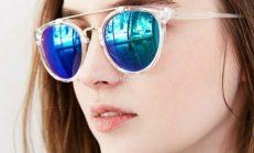 Kış Trendi Brow Bar Güneş Gözlükleri