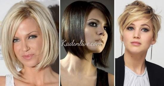 Kısa Saç Modelleri 2016 Trendleri