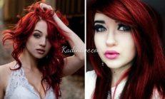 Kızıl Saç Renkleri Kimlere Yakışır?