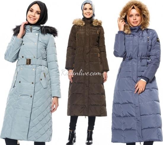 Kayra Kışlık Manto ve Kaban Modelleri