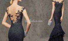 Pronovias Abiye Elbise Modelleri 2018 2019