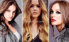 Saç Modelleri ve Trendleri 2016
