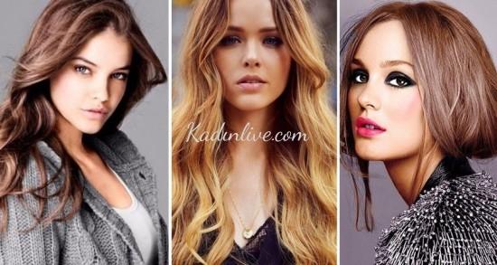 Saç Modelleri 2016 Trendleri
