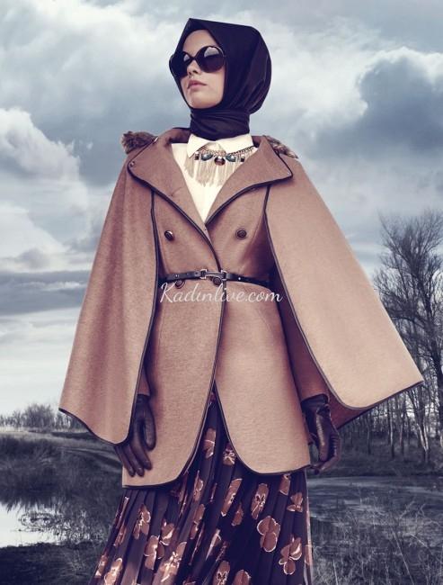 Zühre Sonbahar Kış Koleksiyonu Pardesü Modelleri