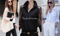 Şifon Gömlek Nasıl Giyilir ve Kombinleri