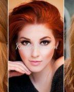 Bakır Saç Rengi Kimlere Yakışır?
