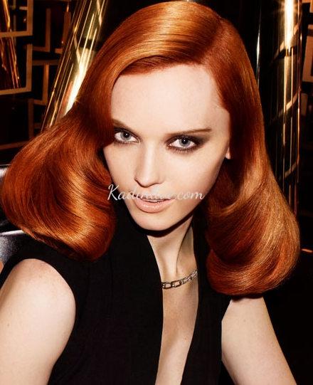 Kırmızı Bakır Saç Rengi ve Modelleri