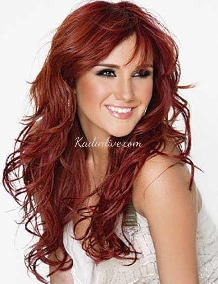 Bakır Saç Boyası Bakır Saç Rengi Nasıl Elde Edilir Kadinlivecom