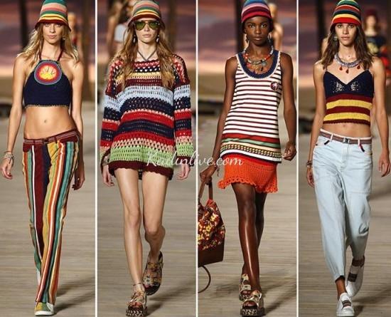 Tommy Hilfiger Örgü Kıyafetler 2016 17 Koleksiyon