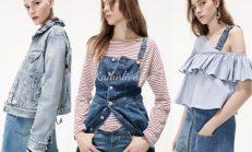 Zara 2016 Yeni Sezon Denim Jeans Koleksiyonu