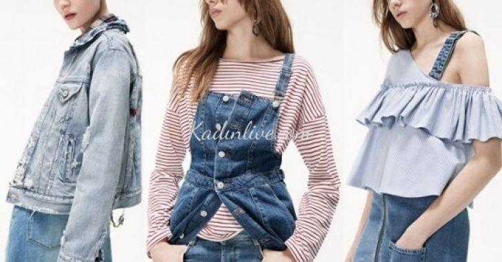 Zara Denim Jeans (Kot) Koleksiyonu 2018-2019